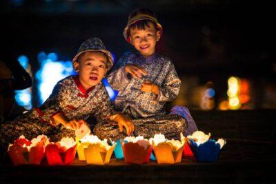 20 lời chúc Trung Thu cho các bé trai, bé gái hay và ý nghĩa nhất
