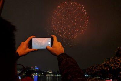 5 địa điểm bắn pháo hoa 2/9 tại Hà Nội 2020 kèm lịch bắn chi tiết nhất