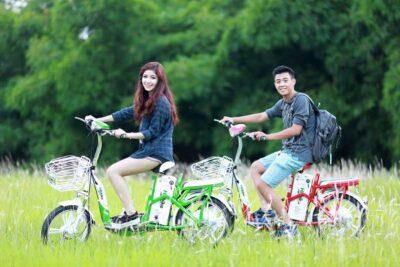 Đánh giá xe đạp điện HKbike có tốt không, giá bao nhiêu, mua ở đâu
