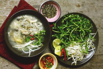15 cách nấu cháo bằng nồi cơm điện thơm ngon dinh dưỡng đơn giản