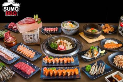 16 quán buffet Nhật Bản TPHCM được review ngon nổi tiếng giá từ 200k