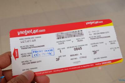 3 hạng vé máy bay Vietjet Promo, Eco, Skyboss và điều kiện theo kèm