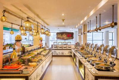 Review buffet Gánh Bông Sen ngon không: Menu, Bảng giá, Địa chỉ