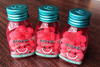 Review kẹo dưa hấu Playmore có ngon không, giá bao nhiêu, mua ở đâu