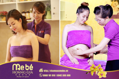 Đánh giá dịch vụ chăm sóc sau sinh Mẹ Bé Hoàng Gia có tốt không