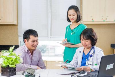 Review khám sức khỏe ở bệnh viện Thu Cúc: Các gói khám, Chi phí