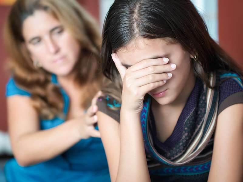 Tìm từ ngữ thích hợp cũng là một cách an ủi người mắc trầm cảm hiệu quả