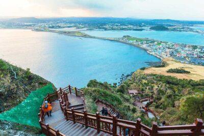 Kinh nghiệm du lịch đảo Jeju Hàn Quốc: Lịch trình, Chi phí, Vui chơi