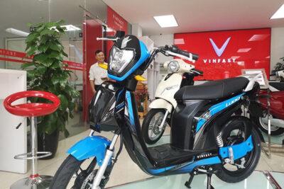 Xe máy điện VinFast Ludo và VinFast Impes ra mắt dành riêng cho học sinh