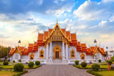 14 ngôi chùa Thái Lan nổi tiếng đẹp ngỡ ngàng linh thiêng cổ kính nhất