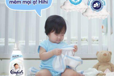 Review nước xả vải Comfort nào thơm nhất kèm mẹo sử dụng tiết kiệm