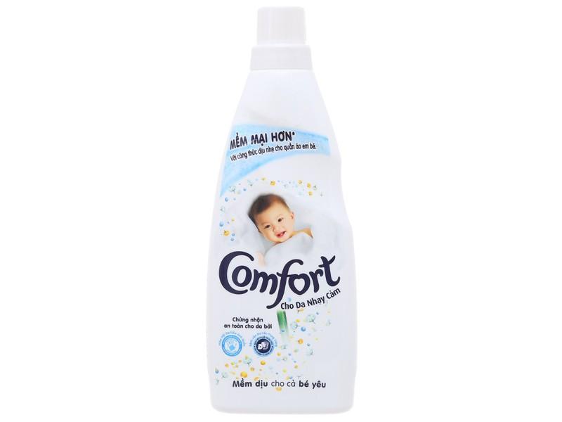 Comfort đậm đặc cho da nhạy cảm