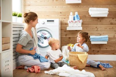 10 loại bột giặt cho trẻ sơ sinh chất lượng tốt lành tính giá từ 100k