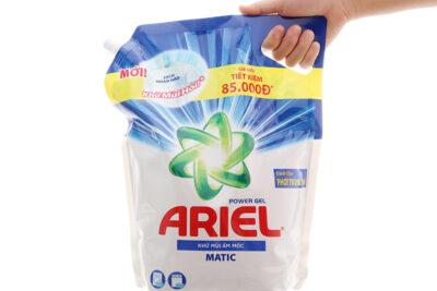 Đánh giá bột giặt Ariel có tốt không chi tiết? 7 lý do nên mua dùng