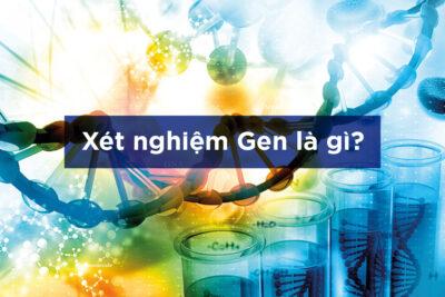 Xét nghiệm gen là gì, tác dụng, phân loại, chi phí hết bao nhiêu