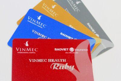 Review gói bảo hiểm sức khỏe Vinmec Premium, Platinum, Ruby, Standard