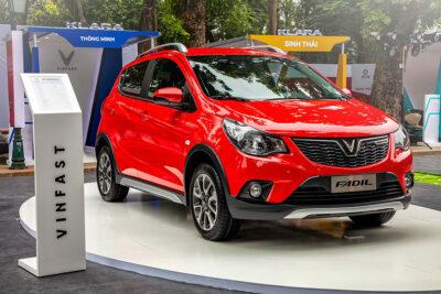 Bảng giá option xe VinFast Fadil cập nhật 2020 chi tiết các tùy chọn