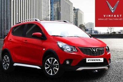 Review bảng giá full option xe VinFast Fadil cập nhật 2020 có gì