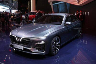 Bảng giá option xe VinFast Lux A2.0 cập nhật kèm đánh giá chi tiết nhất