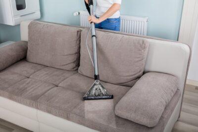 10 cách vệ sinh ghế sofa diệt khuẩn sạch như mới không làm bay màu