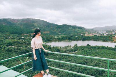 Review quán Mê Linh Coffee Đà Lạt: View địa điểm, Menu, Bảng giá