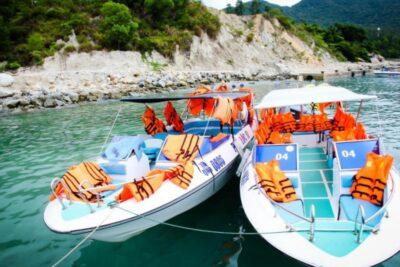Review lịch trình tàu đi Cù Lao Chàm, giá vé, thời gian du lịch