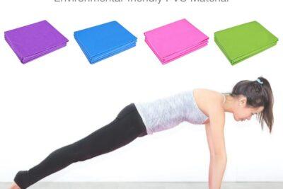 Đánh giá thảm tập yoga Zeno TPE 2 lớp có tốt không, giá bao nhiêu