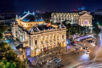 Kinh nghiệm tham quan Nhà hát Lớn Hà Nội: Giá vé, Lịch trình, Địa chỉ