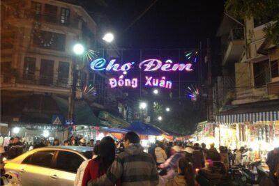Kinh nghiệm đi chợ đêm Đồng Xuân: Đặc sản, Giờ mở cửa, Lịch họp
