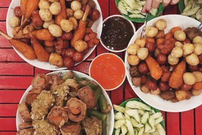 16 món ngon chợ đêm Đồng Xuân Hà Nội thơm bổ rẻ cực hút khách