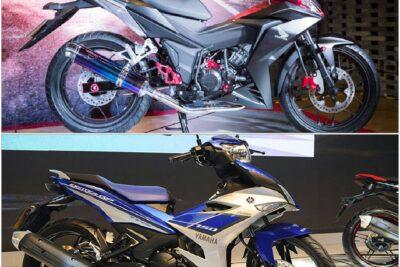 10 tiêu chí so sánh xe số Yamaha và Honda nên mua loại nào tốt hơn