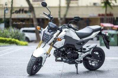 Đánh giá xe Honda MSX 2019 có tốt không, giá bao nhiêu, bảng màu
