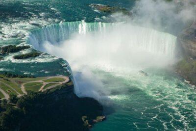 Kinh nghiệm du lịch thác Niagara có gì Lịch trình, Điểm checkin