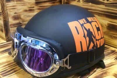 15 mũ bảo hiểm có kính chống nắng lóa, tia UV bảo vệ mắt giá từ 150k