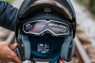 11 mũ bảo hiểm fullface lật cằm kiểu dáng thời trang giá từ 700k