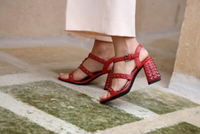 Đánh giá giày cao gót Geox D Elisangel MA có đẹp không, giá bao nhiêu