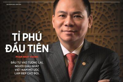 50 doanh nhân giàu nhất Việt Nam theo xếp hạng của tạp chí Forbes