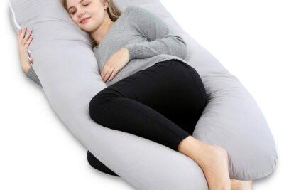 5 gối chữ u cho bà bầu giúp ngủ sâu giấc đỡ đau mỏi vai giá từ 330k