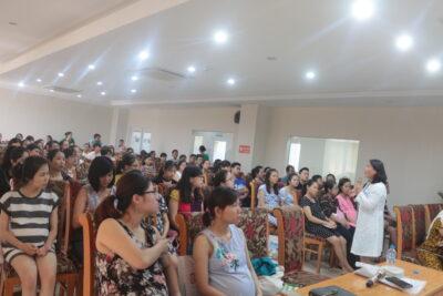 11 lớp học tiền sản ở TPHCM miễn phí cung cấp kiến thức hữu ích