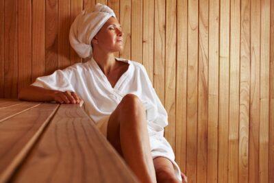 Phương pháp phòng ngừa bệnh trầm cảm bằng phòng tắm xông hơi