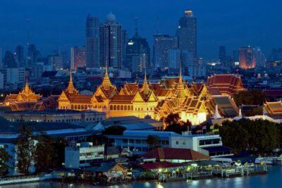 5 tour Thái Lan Lữ Hành Việt trọn gói chất lượng nhất 5N4Đ giá từ 5tr