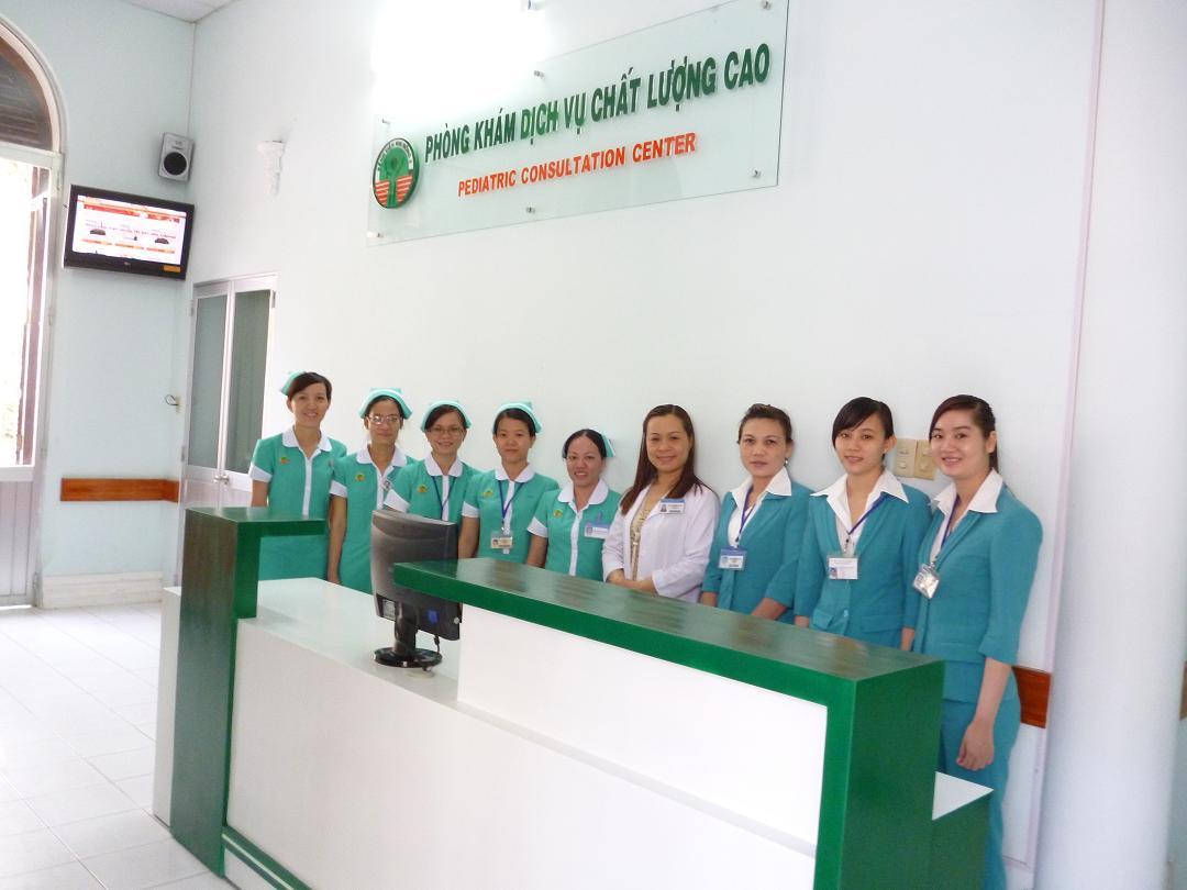 Bệnh viện Nhi đồng 2 - Địa chỉ tiêm vacxin thủy đậu uy tín tại Hồ Chí Minh