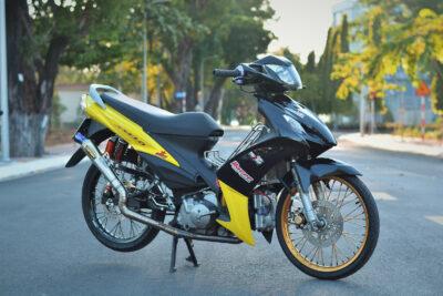 Đánh giá xe côn tay Suzuki Axelo có tốt không, giá bán, mua ở đâu