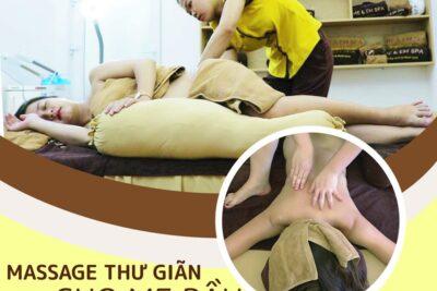 9 dịch vụ massage bà bầu tại nhà TPHCM chăm sóc tận tâm toàn diện