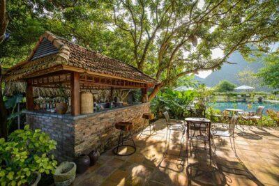 4 resort gần Hà Nội đẹp view đẹp yên tĩnh có chỗ chơi cho trẻ con, người già