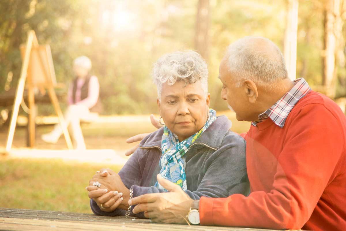 Nhận biết trầm cảm người cao tuổi qua hành vi
