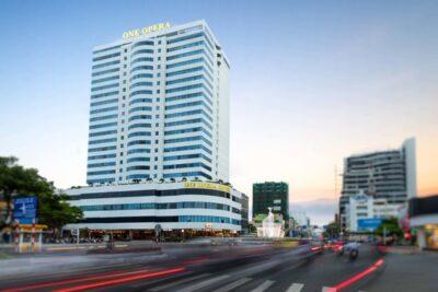 Top 4 khách sạn 5 sao Đà Nẵng view trung tâm thành phố giá ưu đãi