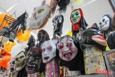 7 kiểu vẽ mặt Halloween độc đáo dễ thương kinh dị ấn tượng nhất