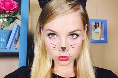 7 phong cách trang điểm Halloween dễ thương, kinh dị, kỳ quặc nhất