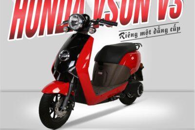 Review Xe máy điện Honda VSun V3: Giá bán, Thông số kỹ thuật